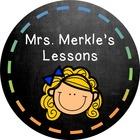 Mrs Merkles Lessons