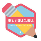 Mrs Middle School TPT