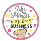 Mrs Miners Monkey Business
