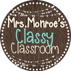 Mrs Monroe's Classy Classroom