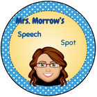 Mrs Morrow's Speech Spot