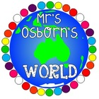 Mrs Osborn's World