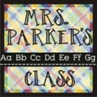 Mrs. Parkers Second Grade