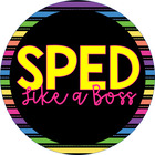 Mrs P's Special Education Classroom