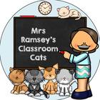 Mrs Ramsey's Classroom Cats
