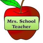 Mrs School Teacher