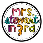 Mrs Stewart in 3rd