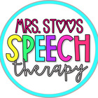 Mrs Stoos Speech Therapy