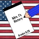 Mrs T's History