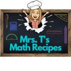 Mrs T's Math Recipes