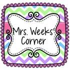 Mrs Weeks' Corner