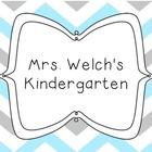 Mrs Welchs Kindergarten