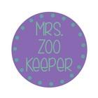 Mrs Zoo Keeper