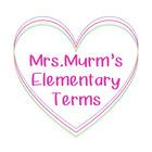 MrsMurm'sElementaryTerms