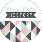 MrsPateHistory