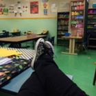 Ms B in Room 117