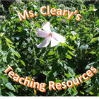 Ms Cleary's Teaching Resources