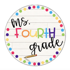 Ms Fourth Grade