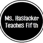 Ms Haslacker Teaches 5th