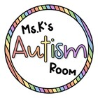 Ms K's Autism Room