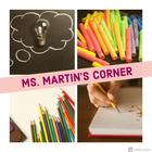 Ms Martin's Corner