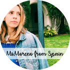Ms Moreno from Spain