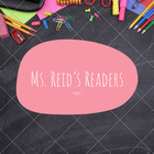 Ms Reid's Readers