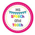 MS Speech and Teach