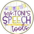 Ms Toni's Speech Tools