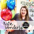 Ms Wonderly Makes Music
