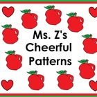 Ms Z's Cheerful Patterns