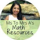 MsToMrsA's Math Resources