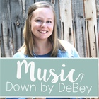 Music Down by DeBey