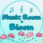Music Room in Bloom