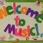 Music to Math