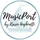 MusicPort by Karen Anghinetti
