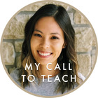 My Call to Teach