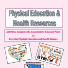 My PE and Health Teaching Toolbox