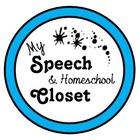 My Speech and Homeschool Closet