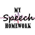 My Speech Homework