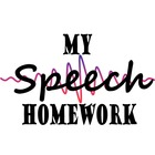 My Speech Homework
