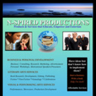 N-Spired Productions and Services