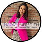 Naomi Meredith -- Marvelous Ms M