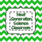 Next Generation Science Classroom