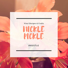 Nickel Pickle Crafts