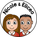 Nicole and Eliceo - Clipart