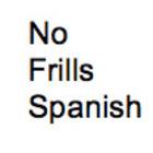 No Frills Spanish