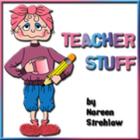 Noreen Strehlow Art Teacher