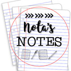 Nota's Notes