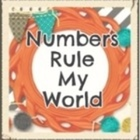 Numbers Rule My World